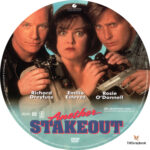 Another Stakeout (1993) R1 Custom Label