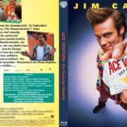 Ace Ventura - Ein tierischer Detektiv (1994) R2 German Blu-Ray Cover