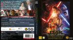Star Wars – The Force Awakens (2015) R2 Blu-Ray Nordic Cover