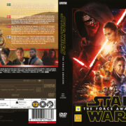 Star Wars – The Force Awakens (2015) R2 DVD Nordic Cover