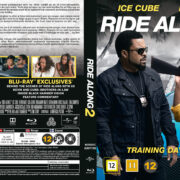 Ride Along 2 (2016) R2 Blu-Ray Nordic Cover