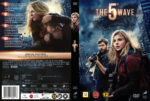 The 5th Wave (2016) R2 DVD Nordic Cover