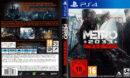 Metro 2033 Redux (2013) PS4 German Cover