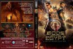 Gods Of Egypt (2016) R2 Custom DVD Cover