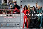 Zoolander No.2 (2016) R2 Custom DVD Cover