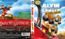Alvin and the Chipmunks - The Road Chip (2015) R2 Blu-Ray Nordic Cover