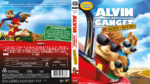 Alvin and the Chipmunks – The Road Chip (2015) R2 Blu-Ray Nordic Cover