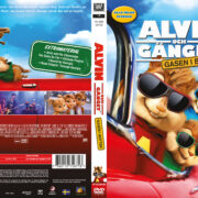 Alvin and the Chipmunks – The Road Chip (2015) R2 DVD Nordic Cover