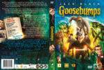 Goosebumps (2015) R2 DVD Nordic Cover