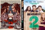 Bad Neighbours 2 (2016) R0 CUSTOM Cover & label