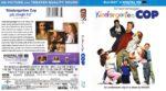Kindergarten Cop (1990) R1 Blu-Ray Cover & label