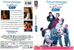 Kindergarten Cop (1990) R1 Covers & label