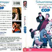 Kindergarten Cop (1990) R1 Covers & label