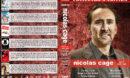 Nicolas Cage Filmography - Set 2 (1986-1989) R1 Custom Covers
