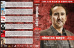 Nicolas Cage Filmography – Set 2 (1986-1989) R1 Custom Covers