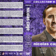 Nicolas Cage Filmography – Set 3 (1990-1993) R1 Custom Covers