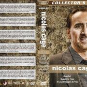 Nicolas Cage Filmography – Set 4 (1993-1995) R1 Custom Covers