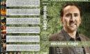 Nicolas Cage Filmography - Set 5 (1996-1999) R1 Custom Covers