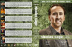Nicolas Cage Filmography – Set 5 (1996-1999) R1 Custom Covers