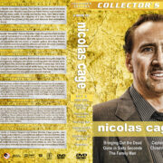 Nicolas Cage Filmography – Set 6 (1999-2002) R1 Custom Covers