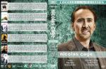 Nicolas Cage Filmography – Set 7 (2002-2005) R1 Custom Covers