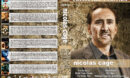 Nicolas Cage Filmography - Set 8 (2006-2007) R1 Custom Covers