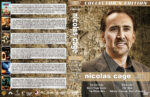 Nicolas Cage Filmography – Set 8 (2006-2007) R1 Custom Covers