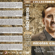 Nicolas Cage Filmography - Set 8 (2006-2007) R1 Custom Covers