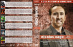 Nicolas Cage Filmography – Set 9 (2008-2010) R1 Custom Covers