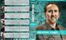 Nicolas Cage Filmography - Set 10 (2010-2011) R1 Custom Covers