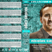 Nicolas Cage Filmography – Set 10 (2010-2011) R1 Custom Covers