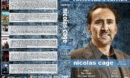 Nicolas Cage Filmography - Set 11 (2012-2014) R1 Custom Covers