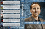 Nicolas Cage Filmography – Set 11 (2012-2014) R1 Custom Covers