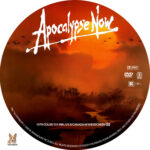 Apocalypse Now (1999) R1 Custom Label