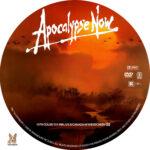 Apocalypse Now (1999) R1 Custom Label