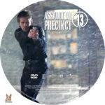 Assault on Precinct 13 (2005) R1 Custom Labels