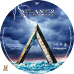 Atlantis: The Lost Empire (2001) Custom Labels