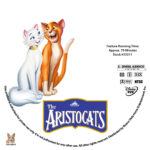The Aristocats (1970) R1 Custom Labels