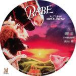 Babe (1995) R1 Custom Label