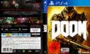 DOOM Uncut (2016) PS4 German Cover