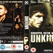 Unknown (2006) R2 Blu-Ray Cover & label
