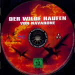 Der wilde Haufen von Navarone (1978) R2 German Blu-Ray Label