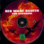 Der wilde Haufen von Navarone (1978) R2 German Blu-Ray Label