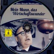 Mein Mann, das Wirtschaftswunder (1961) R2 German Blu-Ray Label