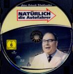 Natürlich die Autofahrer (1959) R2 German Blu-Ray Label