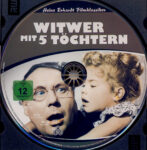 Witwer mit 5 Töchtern (1957) R2 German Blu-Ray Label