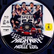 Auf dem Highway ist die Hölle los (1981) R2 German Blu-Ray Label