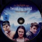 Breaking Wind – Bis(s) einer heult (2012) R2 German Blu-Ray Label