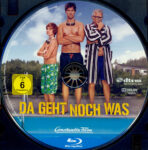 Da geht noch was! (2013) R2 German Blu-Ray Label