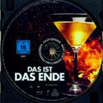 Das ist das Ende (2013) R2 German Blu-Ray Label